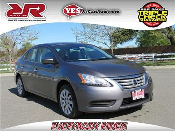 2015 Nissan Sentra for sale in Orland, CA