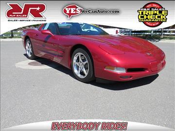 2002 Chevrolet Corvette for sale in Orland, CA