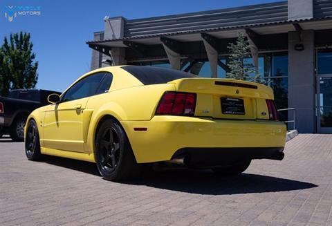 2003 Ford Mustang SVT Cobra