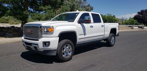 2015 GMC Sierra 2500HD for sale in Reno, NV