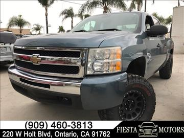 2009 Chevrolet Silverado 1500 for sale in Ontario, CA