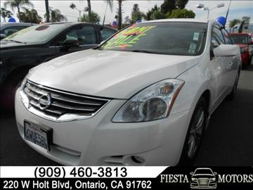 2012 Nissan Altima for sale in Ontario, CA