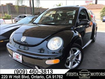 2005 Volkswagen New Beetle for sale in Ontario, CA