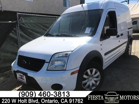 2011 Ford Transit Connect for sale in Ontario, CA