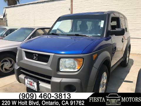 2004 Honda Element for sale in Ontario, CA