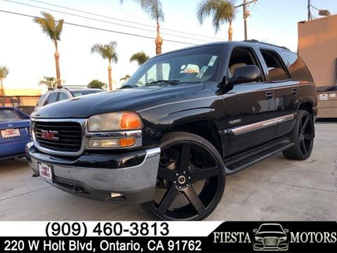 2002 GMC Yukon for sale in Ontario, CA