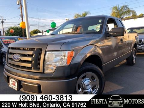 2009 Ford F-150 for sale in Ontario, CA