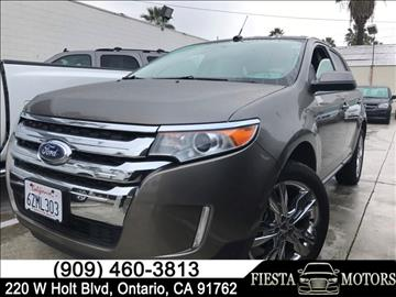 2013 Ford Edge for sale in Ontario, CA
