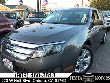 2012 Ford Fusion for sale in Ontario, CA