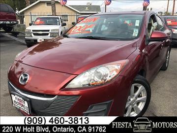 2010 Mazda MAZDA3 for sale in Ontario, CA