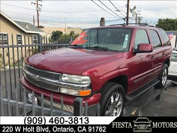 2006 Chevrolet Tahoe for sale in Ontario, CA