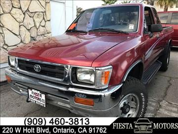 1993 Toyota Pickup for sale in Ontario, CA
