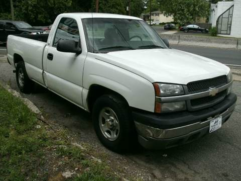 2003 Chevrolet Silverado 1500 for sale at Inter Car Inc in Hillside NJ