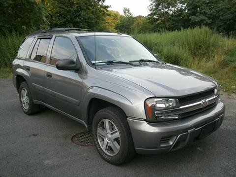 2005 Chevrolet TrailBlazer for sale at Inter Car Inc in Hillside NJ
