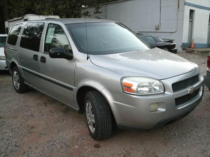 2007 Chevrolet Uplander for sale at Inter Car Inc in Hillside NJ