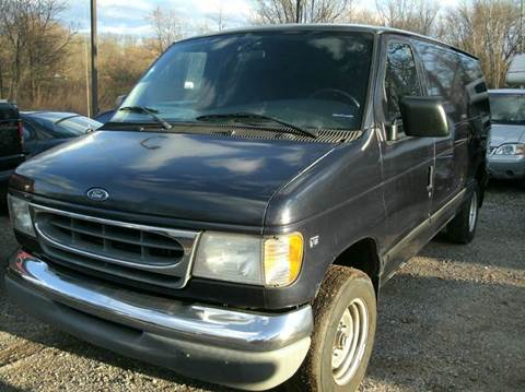 2000 Ford E-250 for sale at Inter Car Inc in Hillside NJ