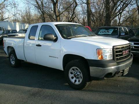 2007 GMC Sierra 1500 for sale at Inter Car Inc in Hillside NJ