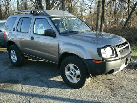 2003 Nissan Xterra for sale at Inter Car Inc in Hillside NJ