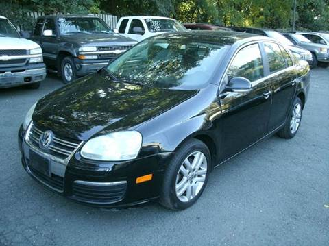 2007 Volkswagen Jetta for sale at Inter Car Inc in Hillside NJ