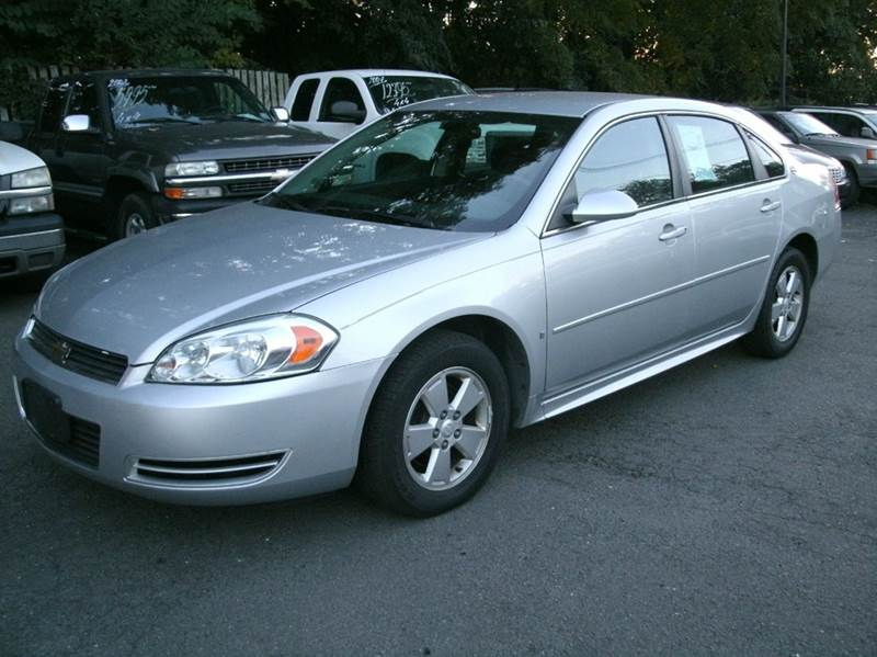 2009 Chevrolet Impala for sale at Inter Car Inc in Hillside NJ