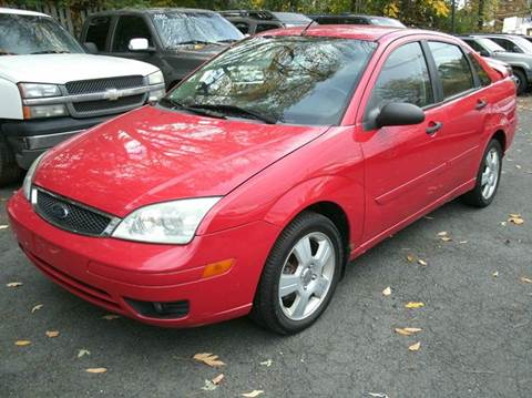 2007 Ford Focus for sale at Inter Car Inc in Hillside NJ
