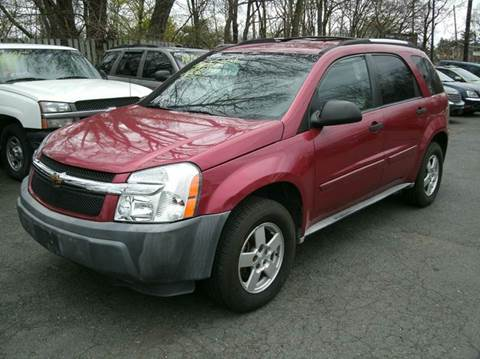 2005 Chevrolet Equinox for sale at Inter Car Inc in Hillside NJ