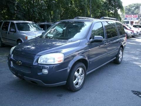2008 Chevrolet Uplander for sale at Inter Car Inc in Hillside NJ