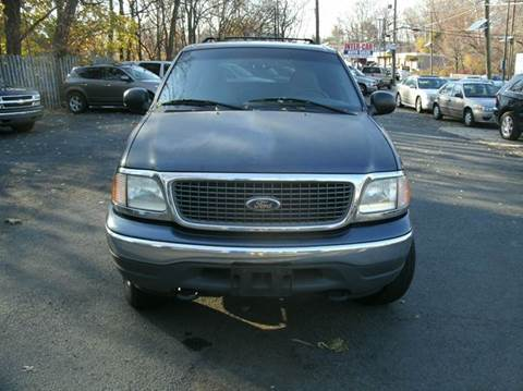 2002 Ford Expedition for sale at Inter Car Inc in Hillside NJ