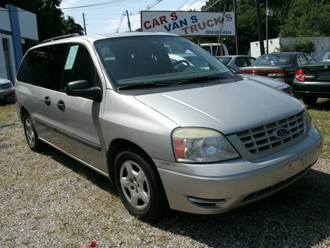2004 Ford Freestar for sale at Inter Car Inc in Hillside NJ