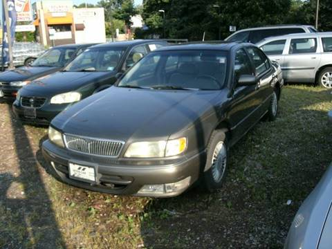 1998 Infiniti I30 for sale at Inter Car Inc in Hillside NJ