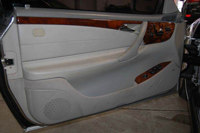 2004 Mercedes-Benz CL-Class CL 500 2dr Coupe - Farmingdale NY