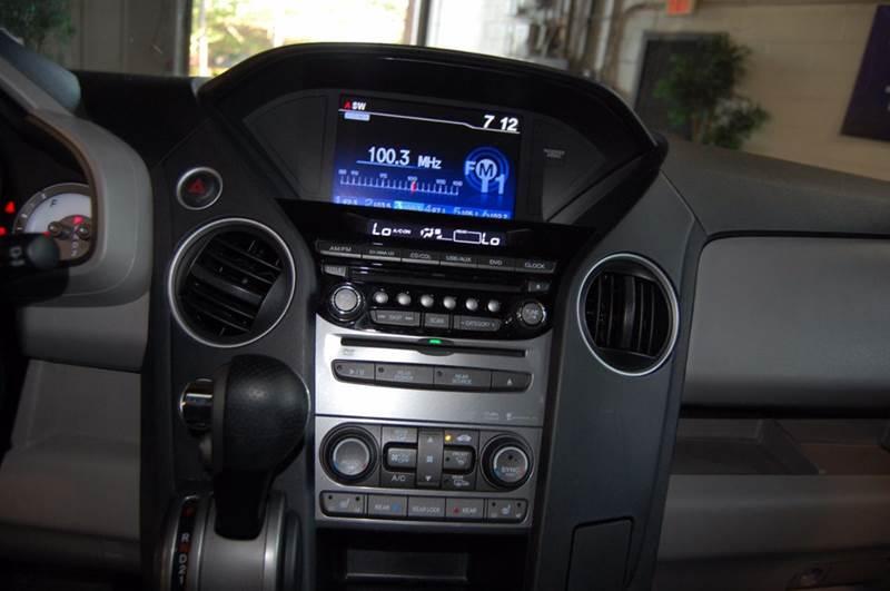 2012 Honda Pilot EX L w/DVD 4x4 4dr SUV - Farmingdale NY