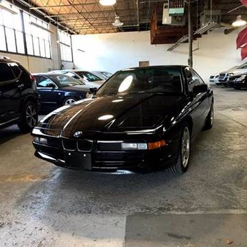 1995 BMW 8 Series for sale in Farmingdale, NY