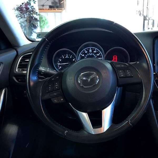 2015 Mazda MAZDA6 i Grand Touring 4dr Sedan - Farmingdale NY