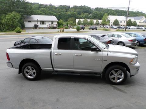 2010 Dodge Ram Pickup 1500 for sale in Springfield, VT