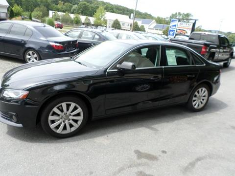 2010 Audi A4 for sale in Springfield, VT