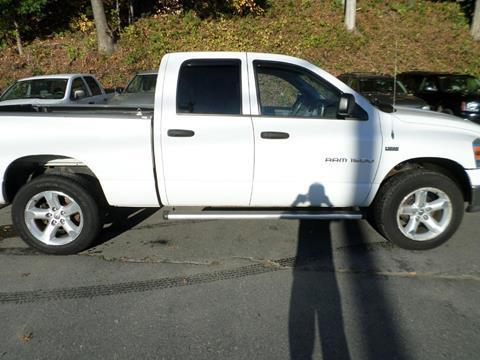 2007 Dodge Ram Pickup 1500 for sale in Springfield, VT