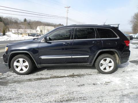 2011 Jeep Grand Cherokee for sale in Springfield, VT