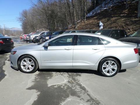 2015 Chevrolet Impala for sale in Springfield, VT