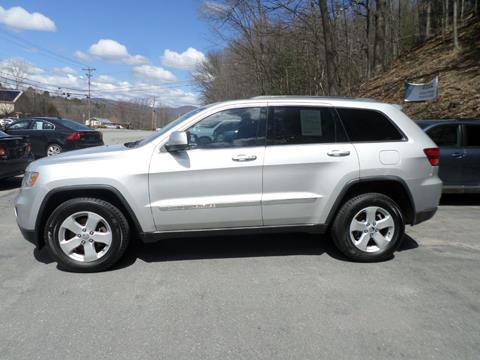 2012 Jeep Grand Cherokee for sale in Springfield, VT