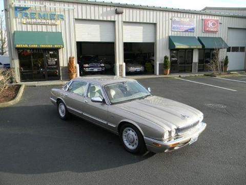 1998 Jaguar XJ for sale at PREMIER MOTORSPORTS in Vancouver WA