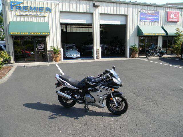 2006 Suzuki Gs500f Sport Bike In Vancouver WA - PREMIER MOTORSPORTS