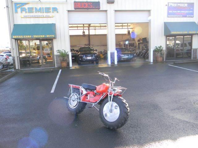 1977 Rokon Ranger for sale at PREMIER MOTORSPORTS in Vancouver WA