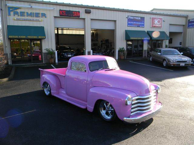 1951 Chevrolet 3100 for sale at PREMIER MOTORSPORTS in Vancouver WA