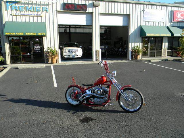 1996 Buell Bobber for sale at PREMIER MOTORSPORTS in Vancouver WA