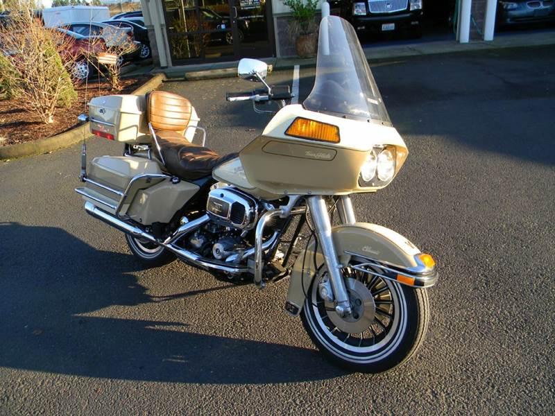 1982 Harley-Davidson FLT Tour Glide - Vancouver, WA VANCOUVER ...