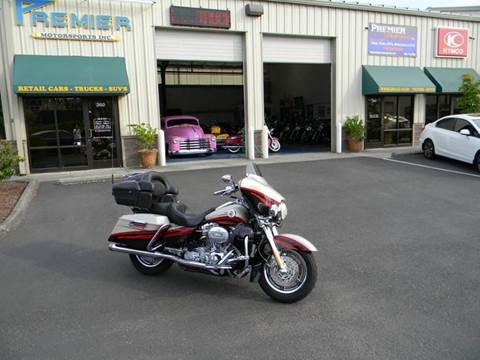 2006 Harley-Davidson Ultra Classic Screaming Eagle