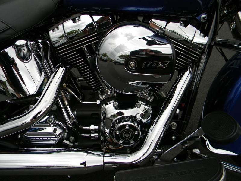 2016 Harley-Davidson Heritage Softail Classic FLSTC - Vancouver WA