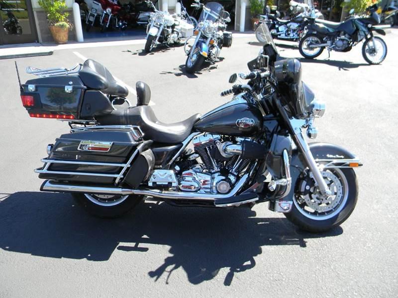 2008 Harley-Davidson Ultra Classic Electra Glide FLHTCUI - Vancouver WA