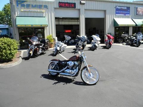 2014 Harley-Davidson Sportster for sale in Vancouver, WA